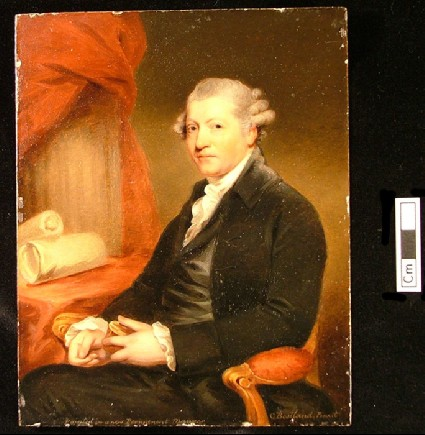 Portrait of Sir Joshua Reynolds