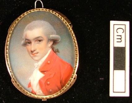 Portrait of George Honeyman