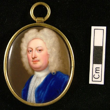 Portrait of Man, believed formerly to be Sir Robert Walpole