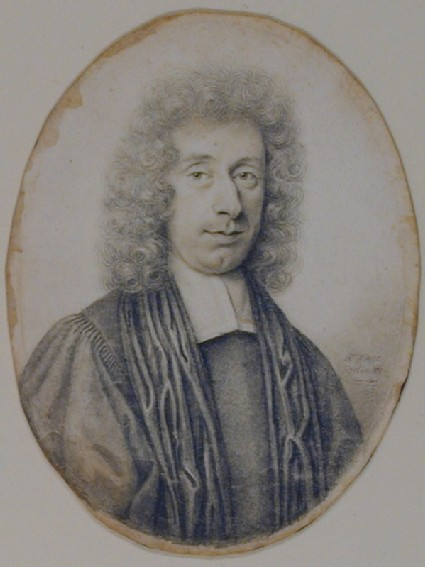 Portrait of John Scott (1639-1695)