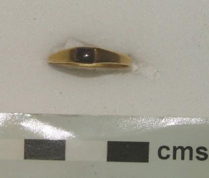 Stirrup ring