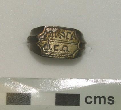 Jewish Signet ring