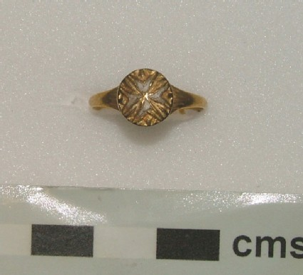 Knights of Malta ring