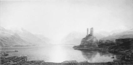 Kyleakin Castle, Isle of Skye