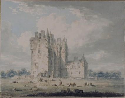 Glames Castle