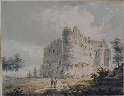Dunstaffage Castle, Argyleshire