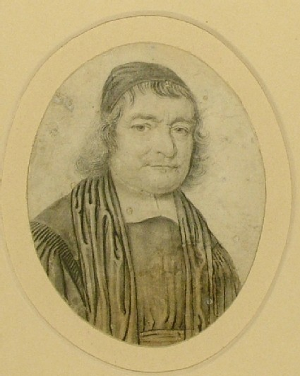 Portrait of Thomas Good(e), DD