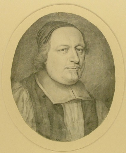 Portrait of John Dolben, Archbishop of York