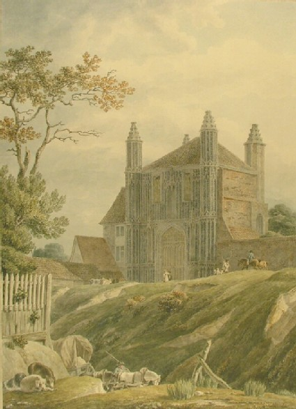 St John's Abbey Gate, Colchester