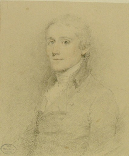 Portrait of a Gentleman, called the Revd Charles Turner