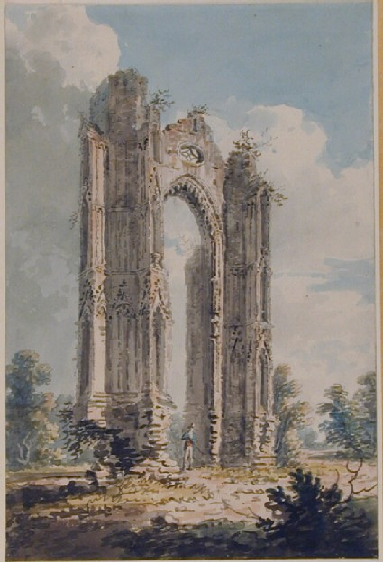 The Ruins of Walsingham Priory Church, Norfolk