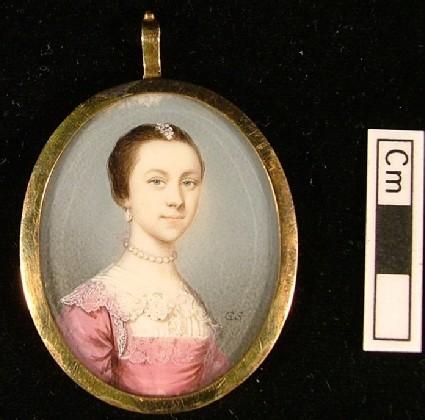 Portrait of Rachel Chumley