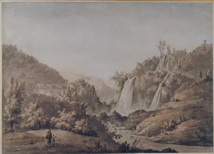 The Cascatelle at Tivoli