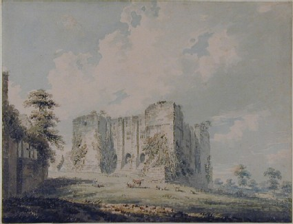 Caesar's Tower, Kenilworth Castle