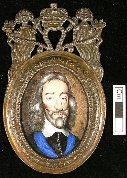 Memorial Portrait of King Charles I
