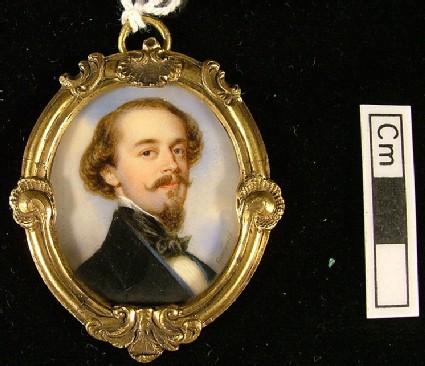 Portrait of King Victor Emmanuel II