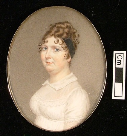 Portrait of Mary Smart