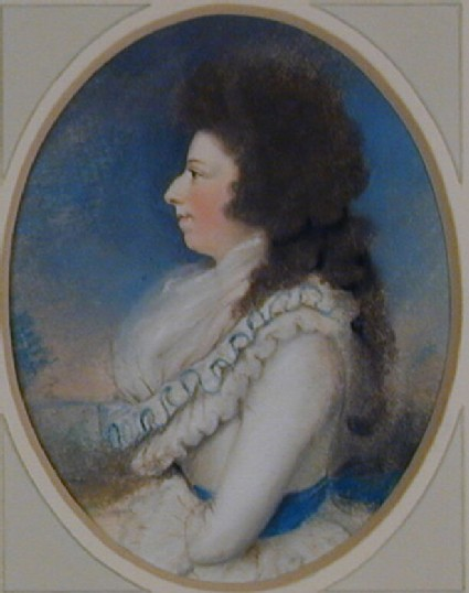 Mrs James Moore (Mary Moore)
