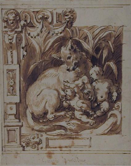 The Nurture of Romulus and Remus
