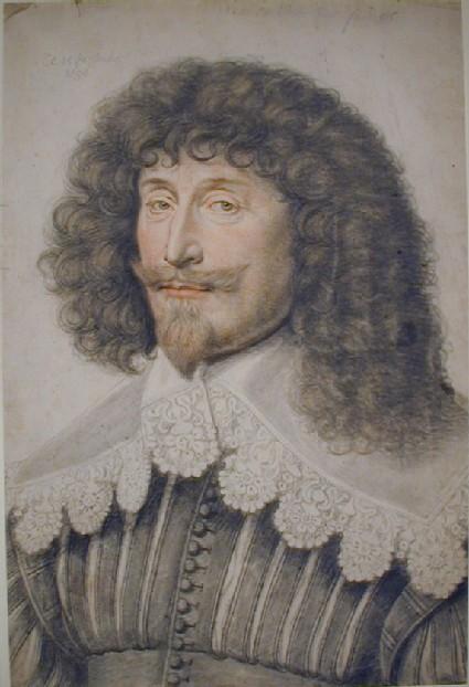 Portrait of M. de Violles