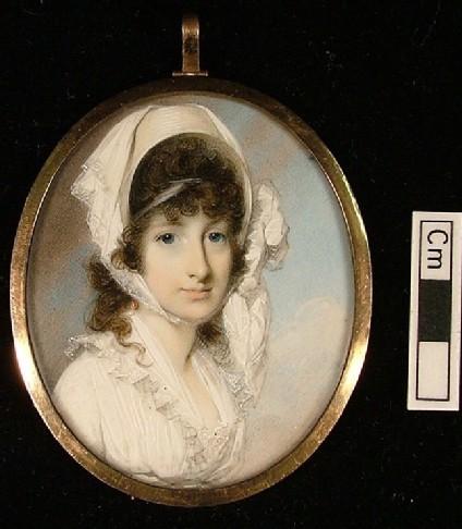 Portrait of Anna Sophia Blunt