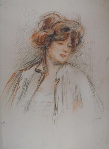 Half-length Portrait of a Woman