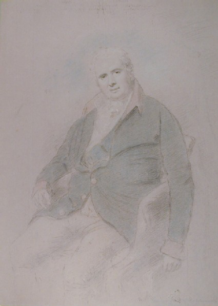 Portrait of George Legge, 3rd Earl of Dartmouth