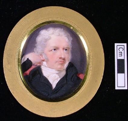 Portrait of Henry Fuseli, R.A