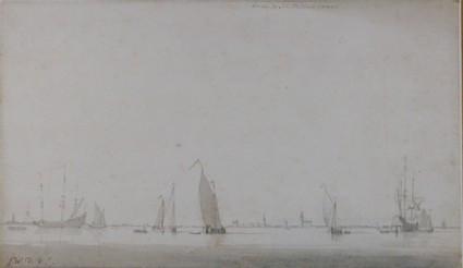 Dutch Shipping off Schÿteldockhaven