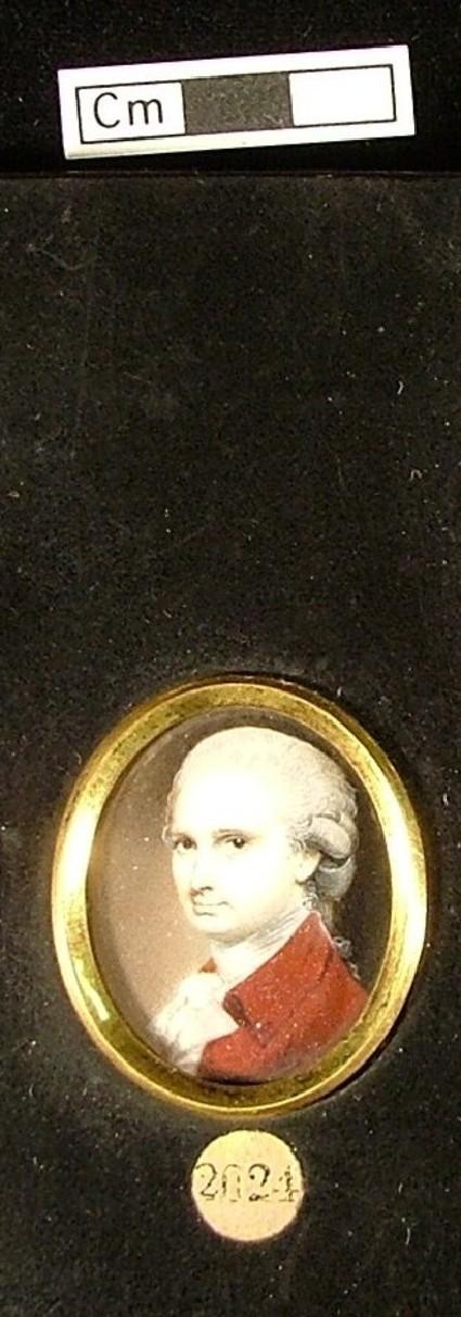 Portrait of Alexander Hendras Sutherland