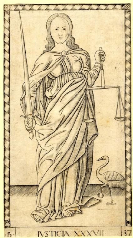 Justice (Ivsticia XXXVII)