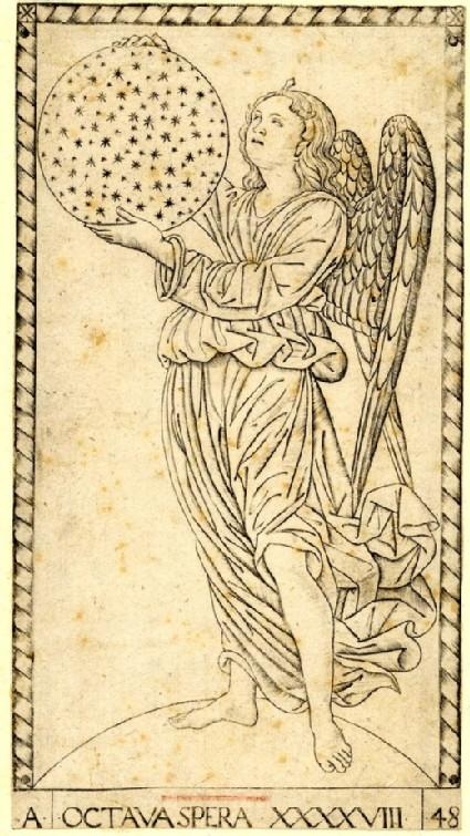 The Angel of the Eighth Sphere (Octava spera XXXXVIII)