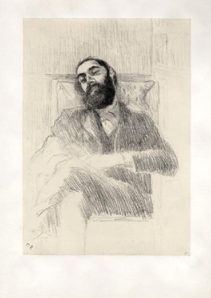 Convalescence (Lucien Pissarro)
