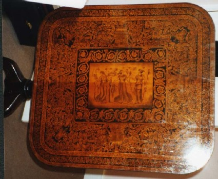 Penwork Table Top