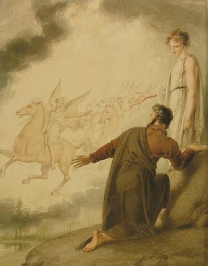 Joshua and the Angel
