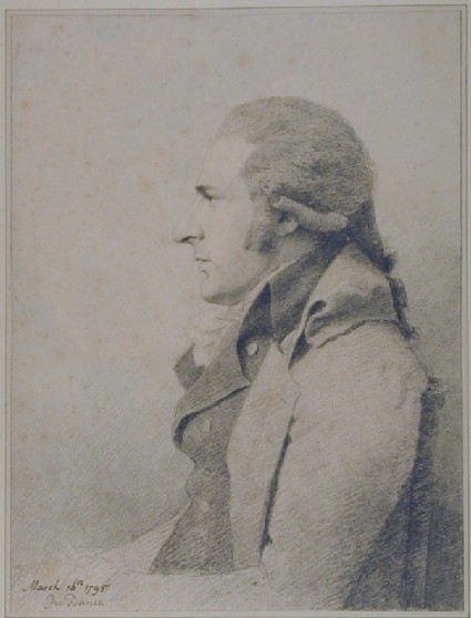 Portrait of John Philip Kemble