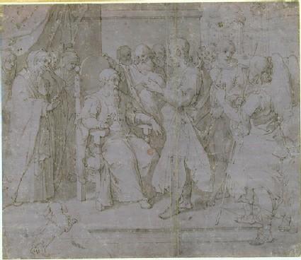 Departure of Tobias