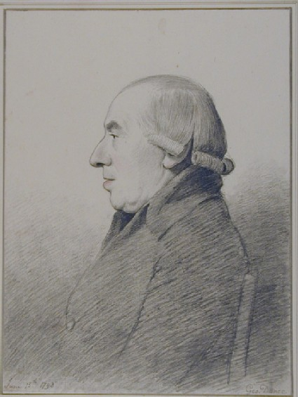 Portrait of Thomas Barnard, DD, Bishop of Limerick