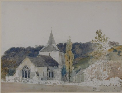 Mickleham Church, Surrey