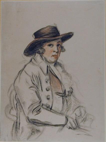 Portrait of John Raphael Smith (1752-1812)