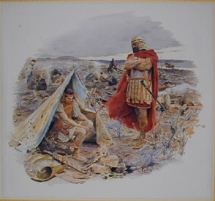 The battlefield of Macar