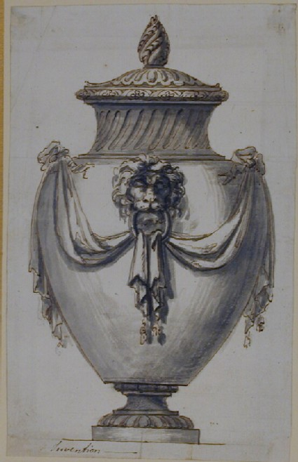 Study for an urn