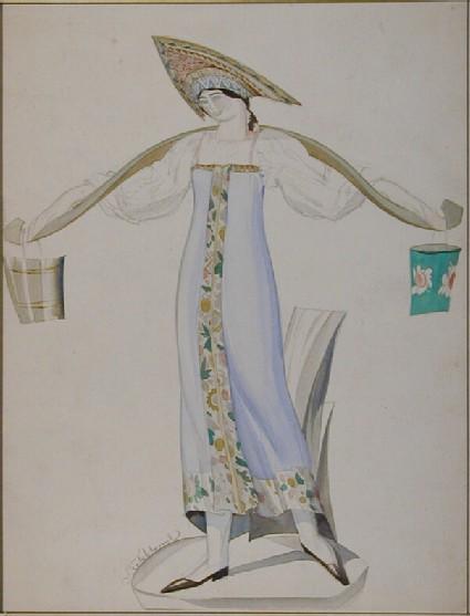 A Milkmaid