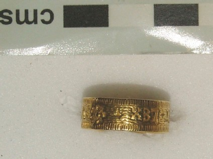 Serjeant's ring