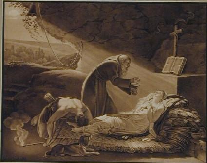 The Death of Atala