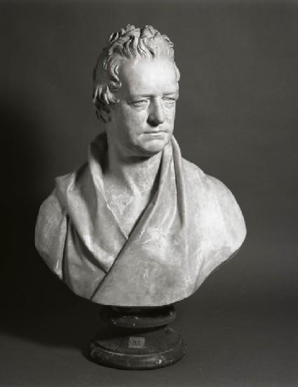 Bust of Dr John Abernethy (1764-1831)