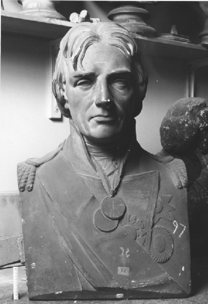 Colossal Bust of Admiral Horatio Lord Nelson (1758-1805)