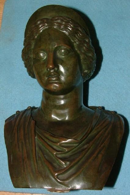 Bust of Juno