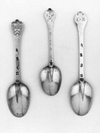 Trefid spoon