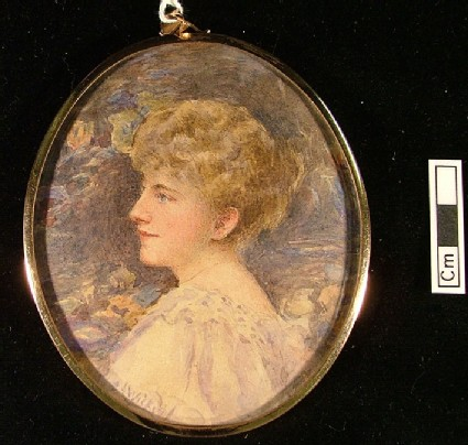Portrait of Mrs Pierrepont Barnard II
